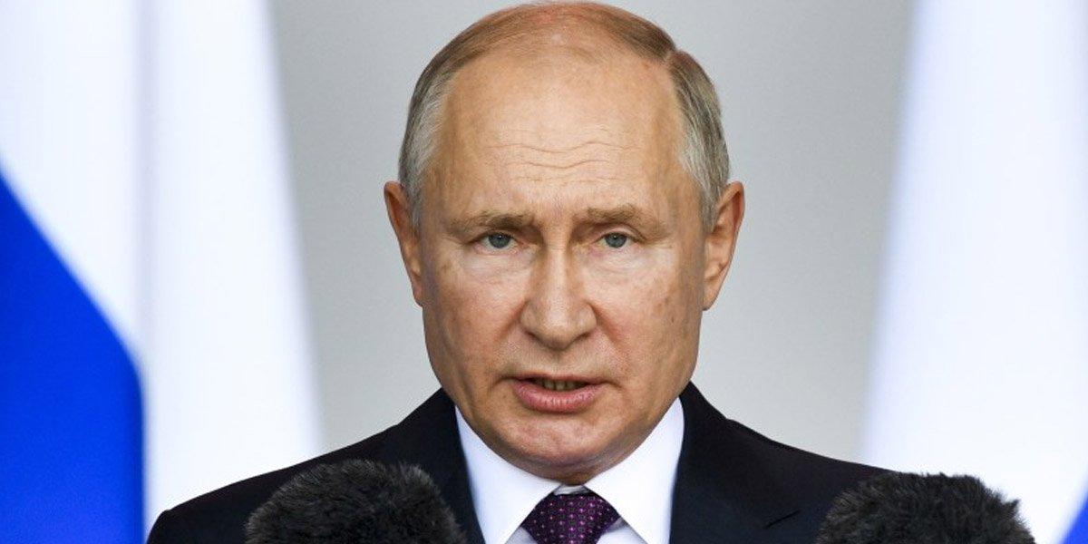 Putin se encuentra en aislamiento tras contagio de COVID-19 de varias personas de su círculo cercano