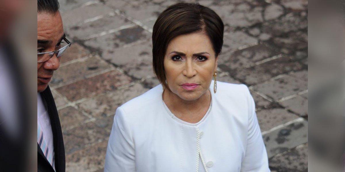 Rosario Robles estará en audiencia donde se revisará si mantiene prisión preventiva