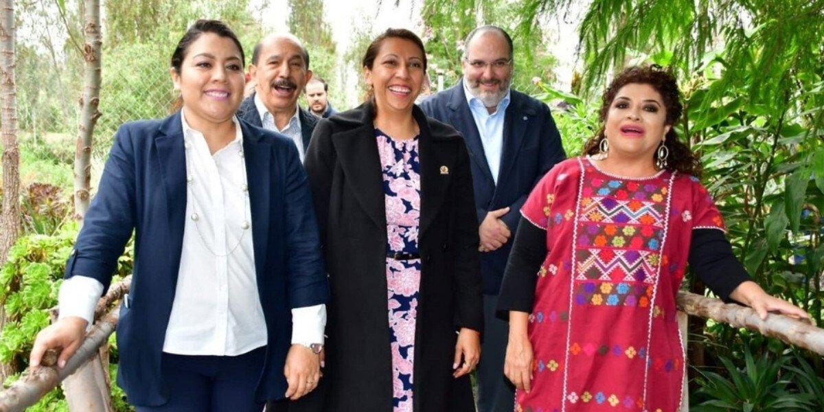 Alcaldes de Morena buscan reactivar el 'turismo interalcaldías' en Xochimilco