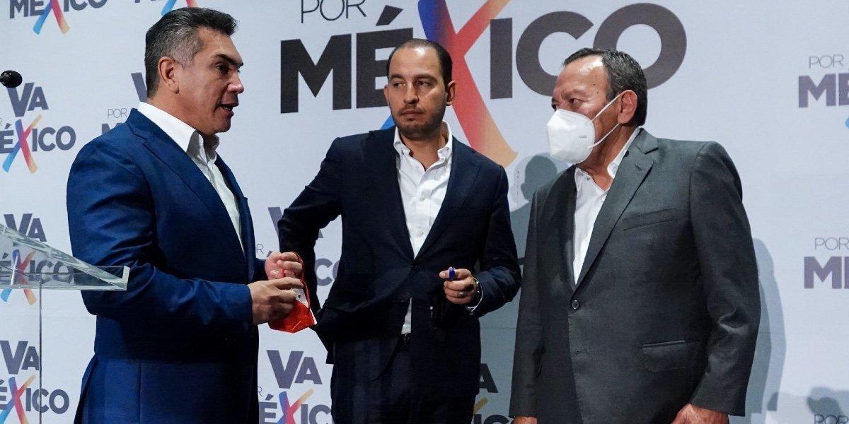 Alianza Va por México: estos han sido los encuentros y desencuentros