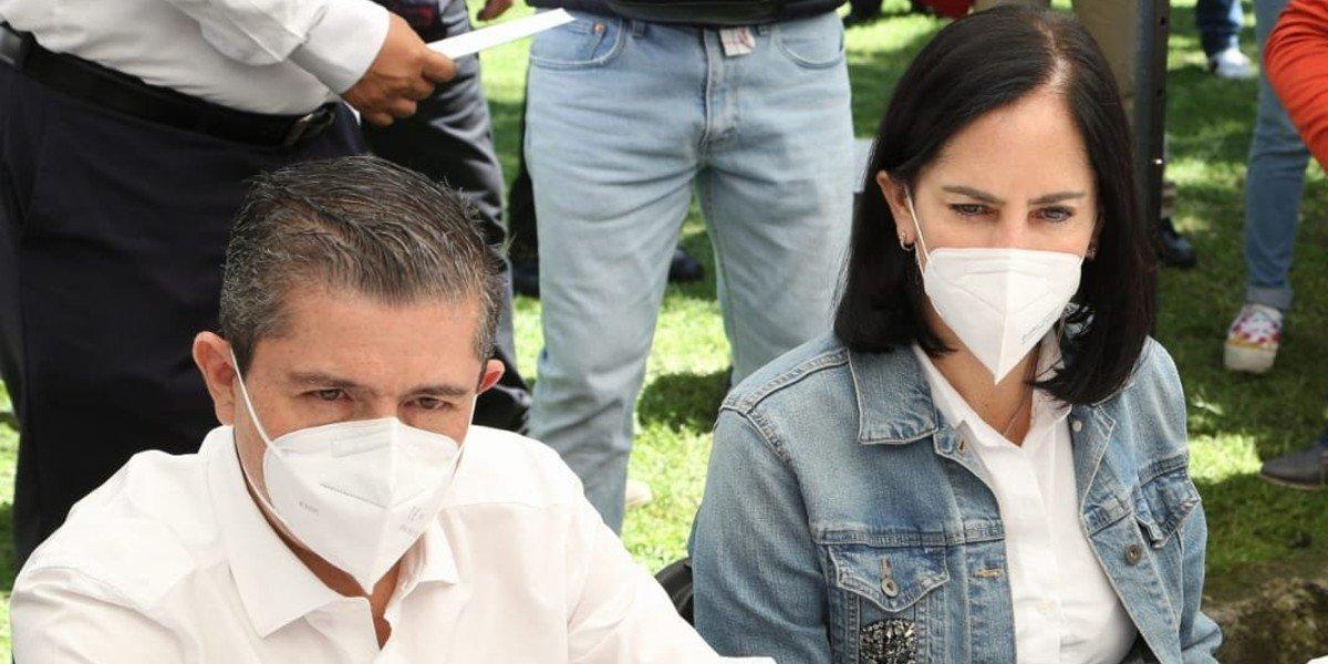 Alcaldes de Álvaro Obregón y Coyoacán pactan trabajar de manera conjunta para resolver problemas comunes