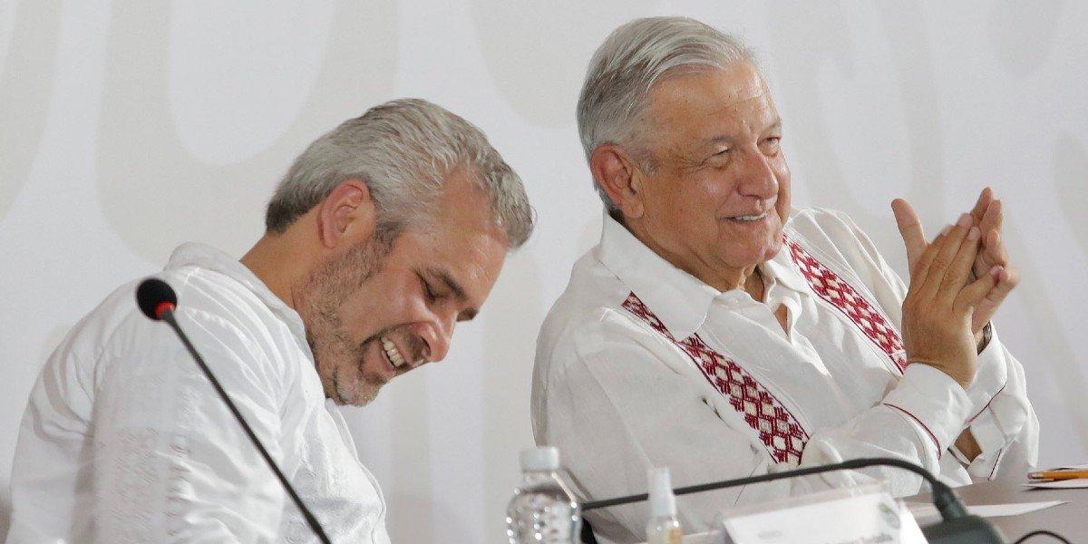 AMLO dice que Ramírez Bedolla coordinará programas federales en Michoacán