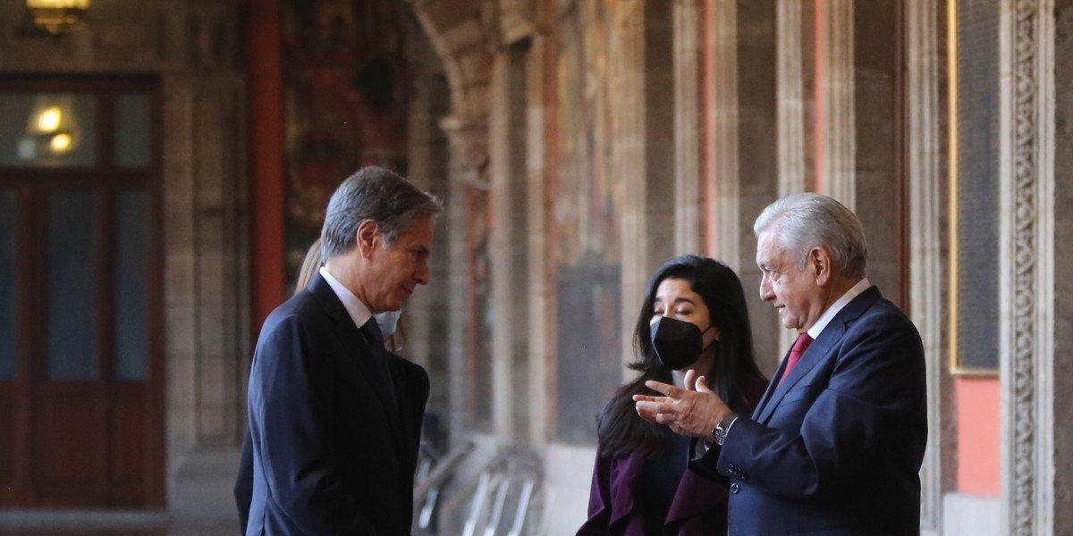 Hay condiciones inmejorables para una nueva relación bilateral con EUA: AMLO