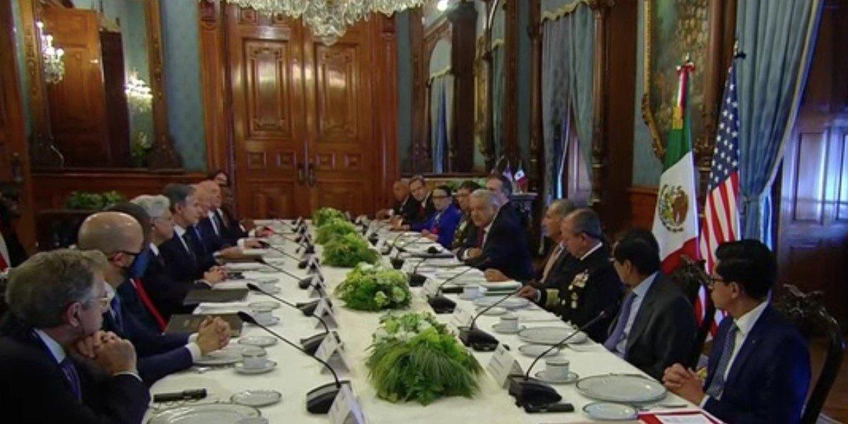 AMLO encabeza este viernes desayuno con funcionarios de alto nivel entre México y EUA