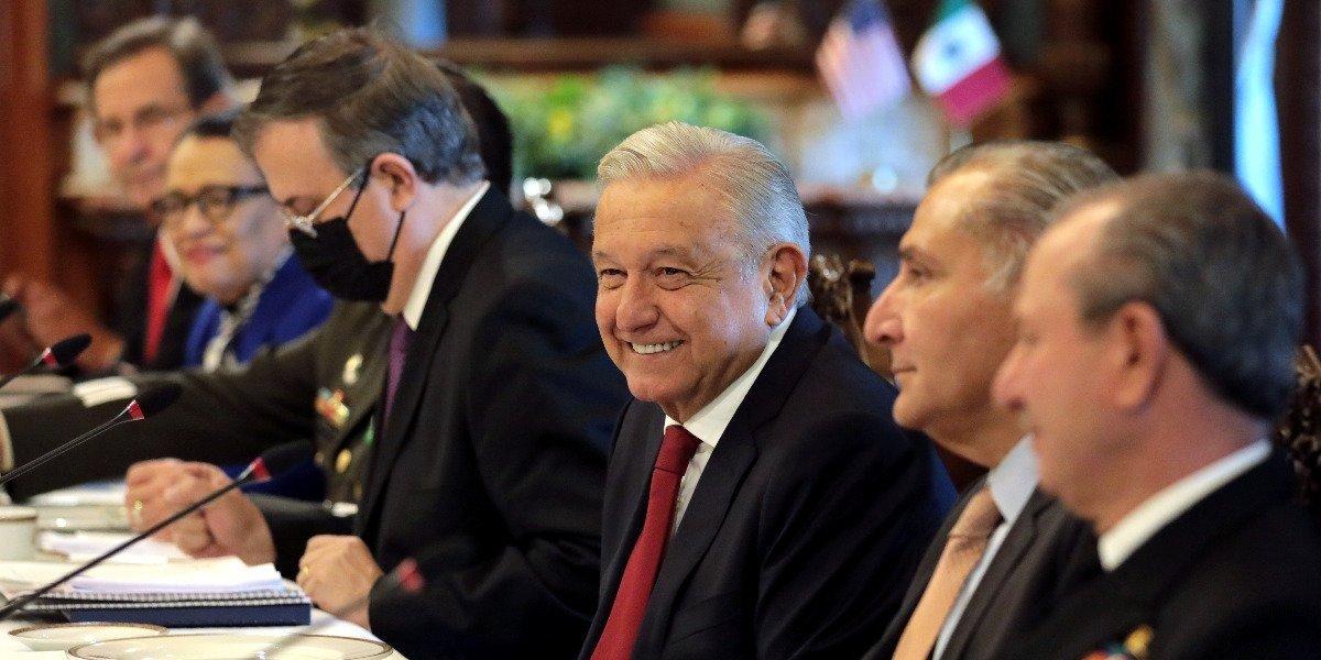 'México, en disposición para que haya cooperación con respeto a soberanía', dice AMLO a EUA