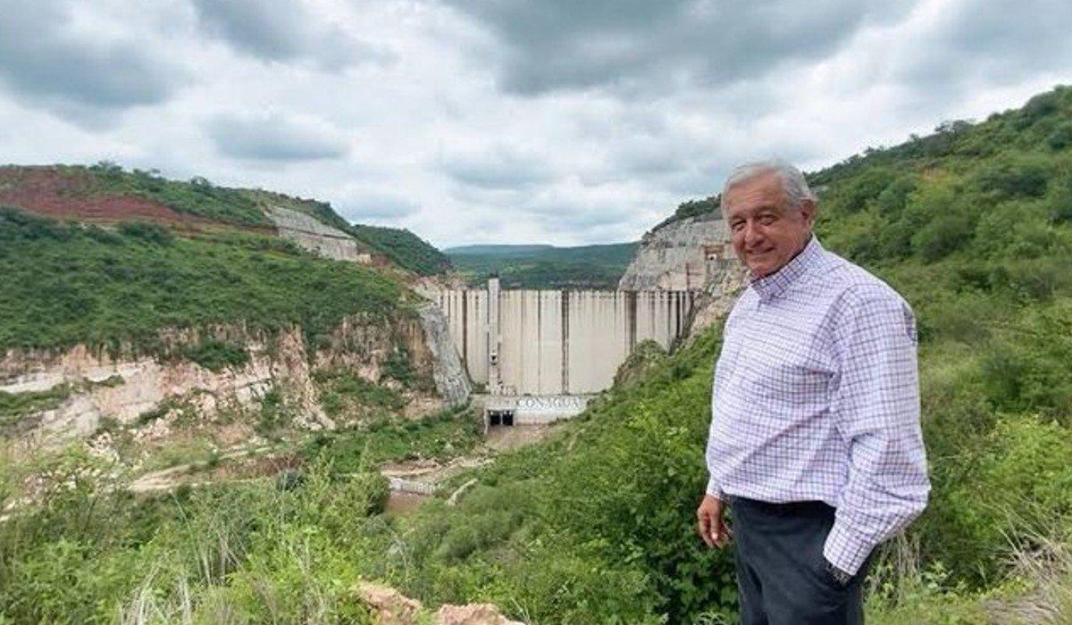 Agendan visita de AMLO a pueblo en Jalisco este próximo domingo; está en riesgo de ser inundado por presa El Zapotillo