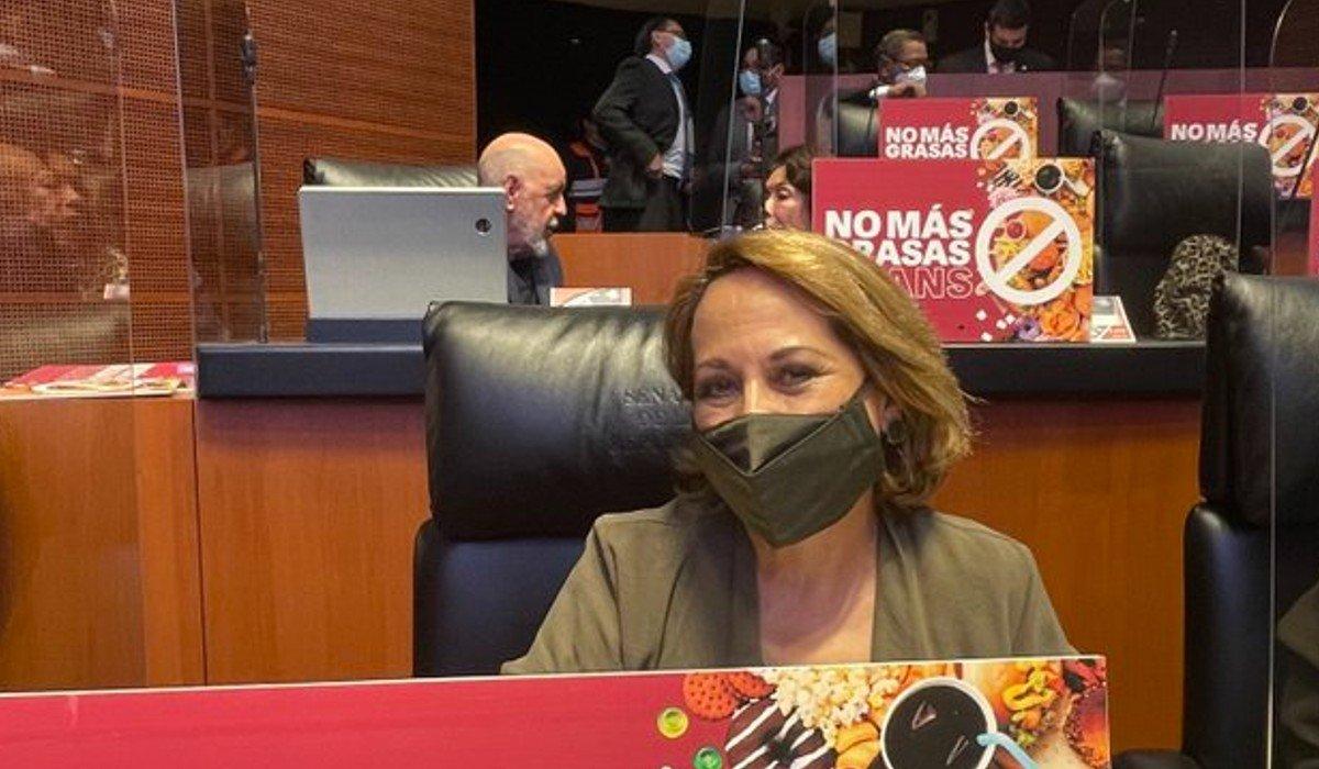 EXCLUSIVA Regularizar autos chocolate es un tema de seguridad que no pone en riesgo al sector señala senadora Bertha Caraveo