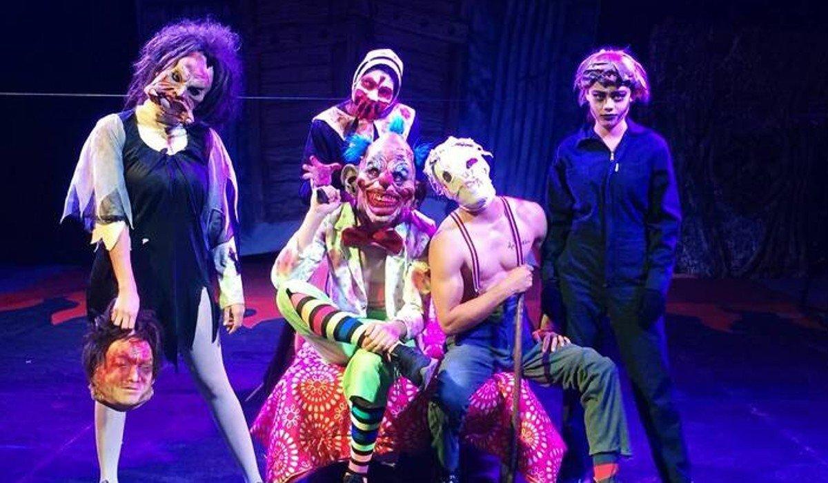 Zombies, payasos asesinos, hombres lobo y muchos monstruos más trae el Circo de los Temores