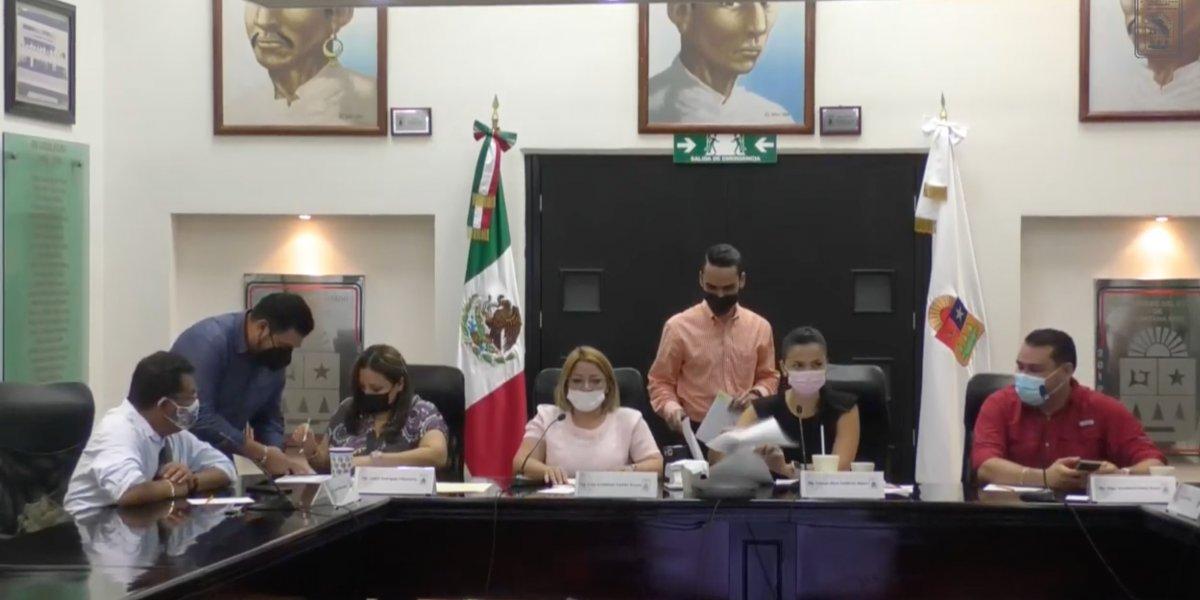 Diputados avalan en comisiones que próxima gubernatura de Quintana Roo dure 8 años