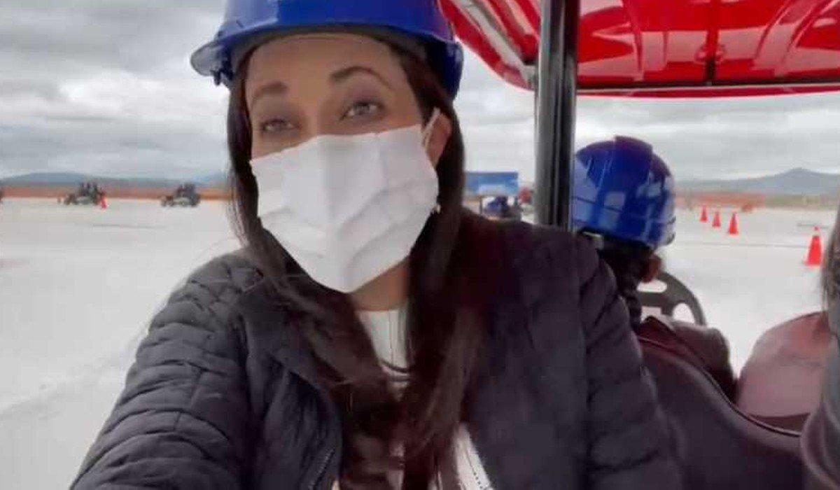 Diputada priista Cynthia López rectifica opinión sobre aeropuerto de Santa Lucía: va a ser más barato volar
