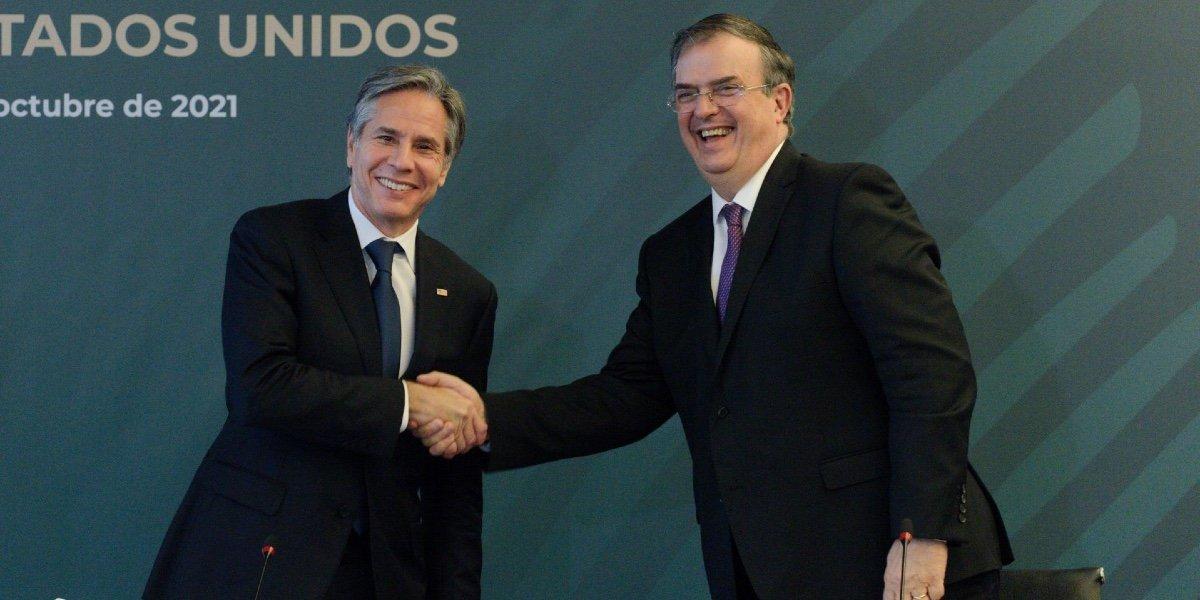 México y Estados Unidos declaran 'nuevo capítulo' en la relación como 'socios iguales'
