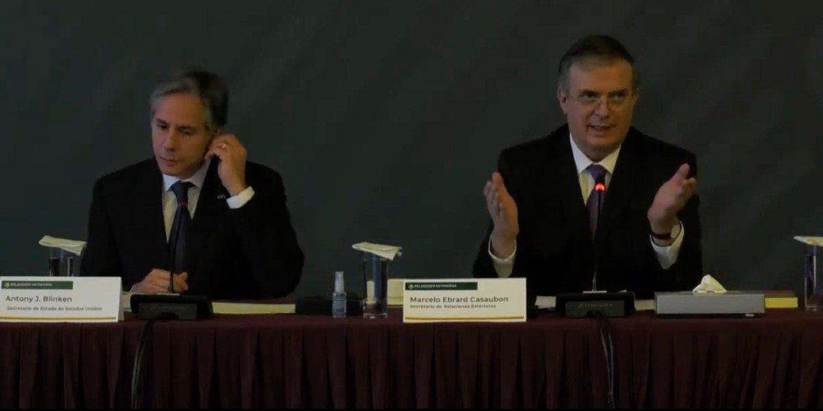 Adiós 'Mérida', bienvenido 'Entendimiento Bicentenario'; revela Ebrard