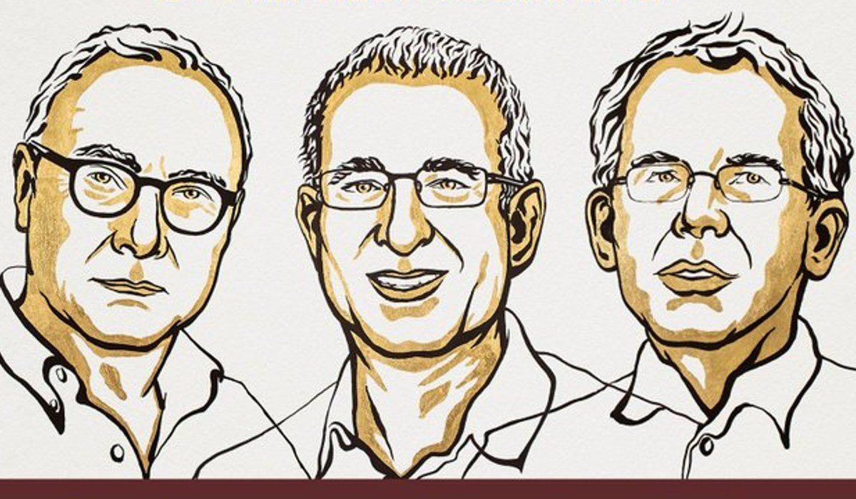 David Card, Joshua Angrist y Guido Imbens son galardonados al Premio Nobel de Economía por su análisis del mercado laboral