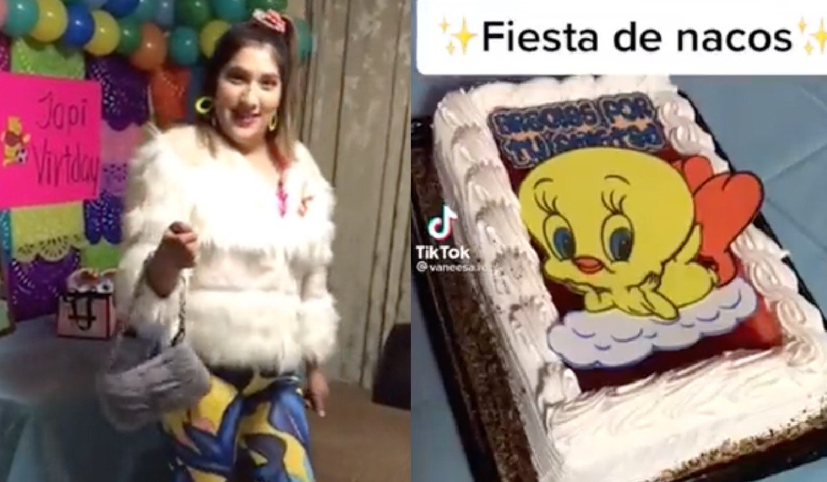 Jóvenes  viralizan fiesta temática de 'nacos'; causan polémica e indignación en redes