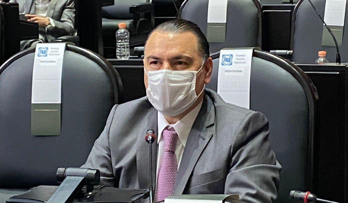 Gerardo Peña es designado vicecoordinador del PAN en la Cámara de Diputados