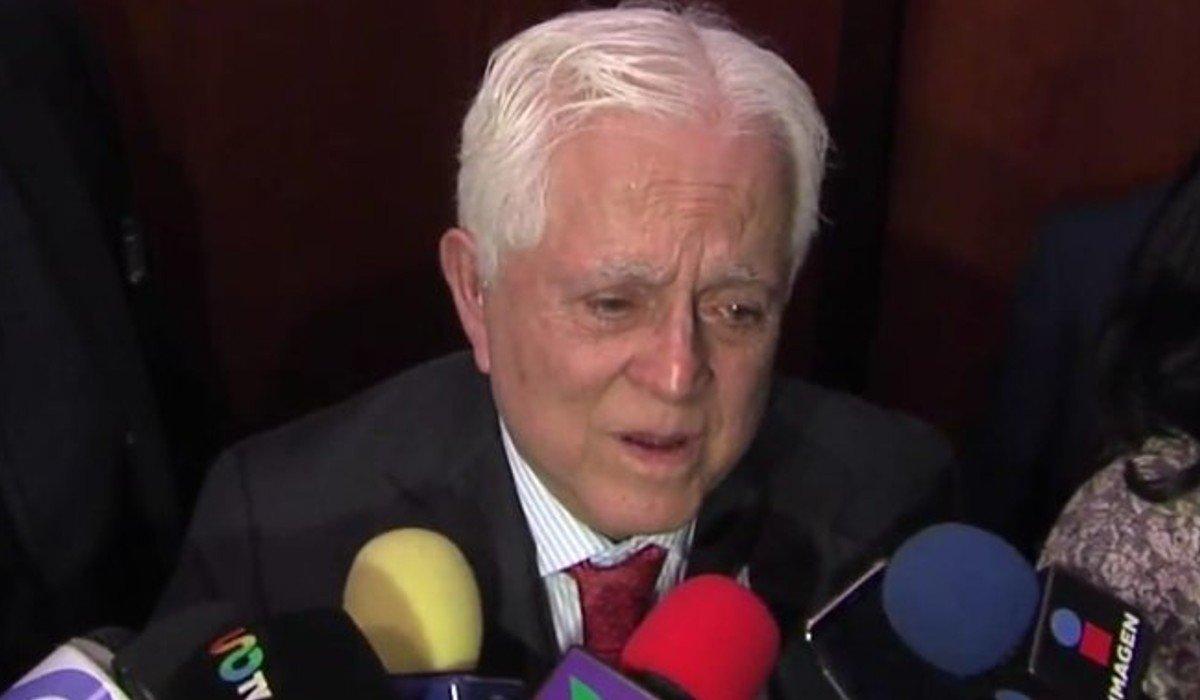Exministro de SCJN Góngora Pimentel promueve amparo contra alguna orden de aprehensión en su contra