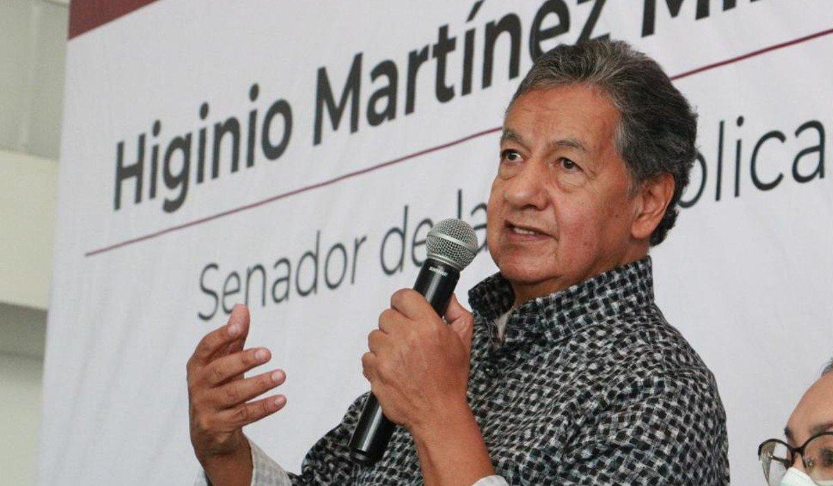 Higinio Martínez denuncia que en Secretaría Seguridad  al menos 3 mil son aviadores