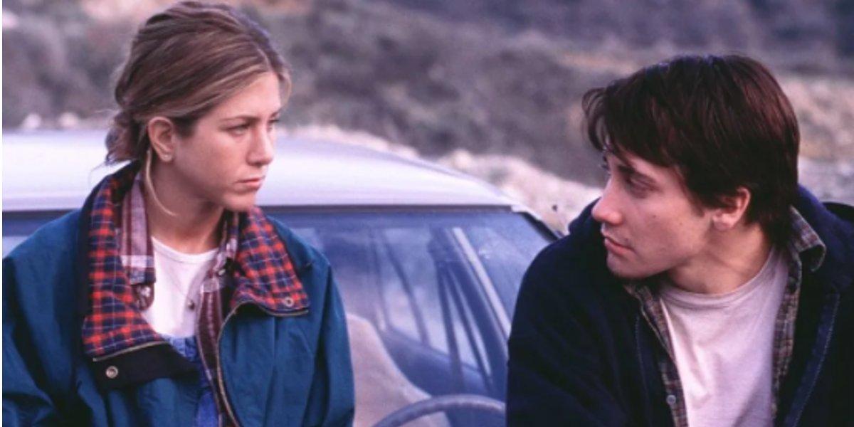 Jennifer Aniston y Jake Gyllenhall filmaron escenas sexuales con el 'método almohada'