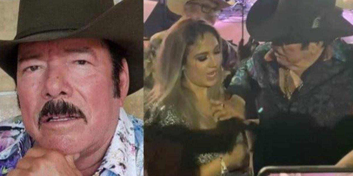 'Viejo cochino', arremeten contra cantante Lalo Mora por manosear a una fan