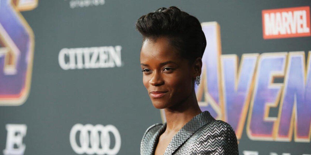 Postura antivacunas de Letitia Wright pone en duda su participación en 'Black Panther 2'