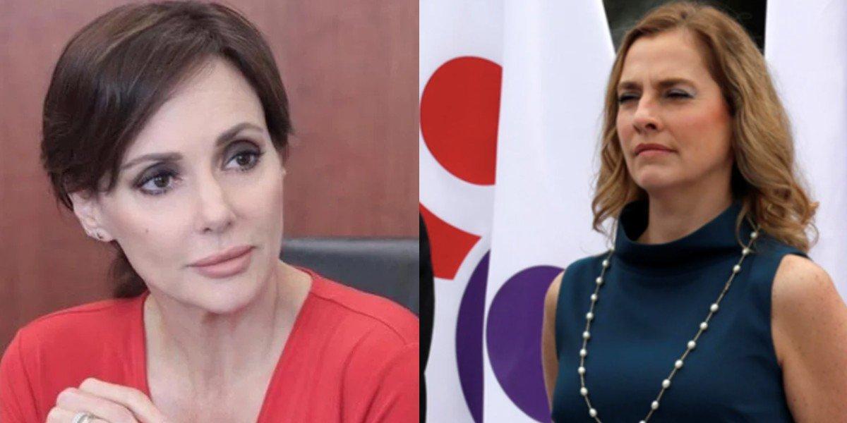 Gutiérrez Müller condena amenazas contra Lilly Téllez: Ninguna mujer debe ser ofendida