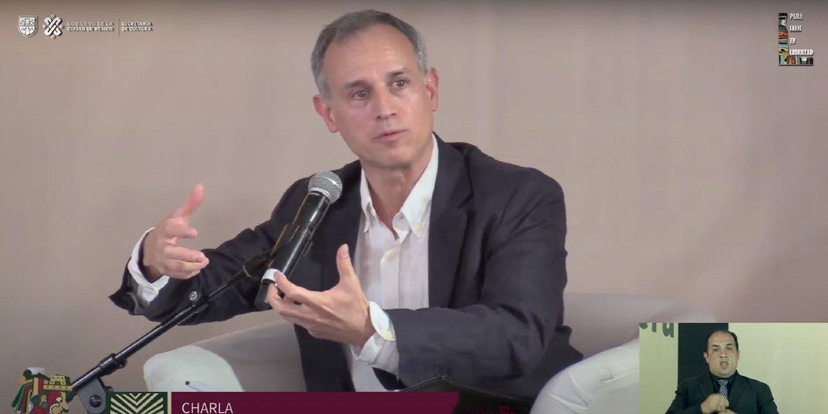 López-Gatell genera polémica, asegura que el cubrebocas se convirtió en un instrumento para personas egoístas