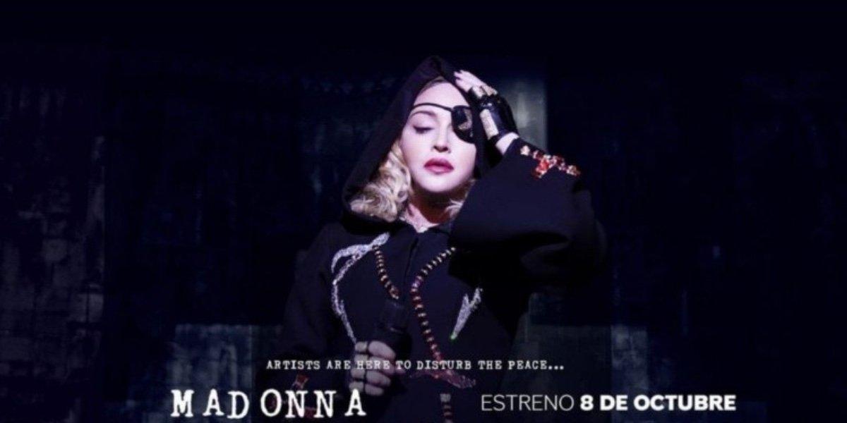 Lanzan nuevo documental de Madonna: 'Madame x', ¿dónde verlo?