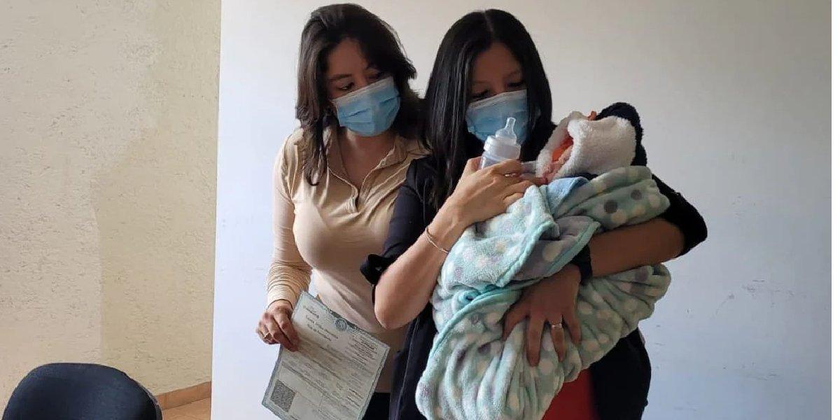Pachuca y Tepeji del Río, primeros municipios en Hidalgo en registrar a hijos de madres homosexuales