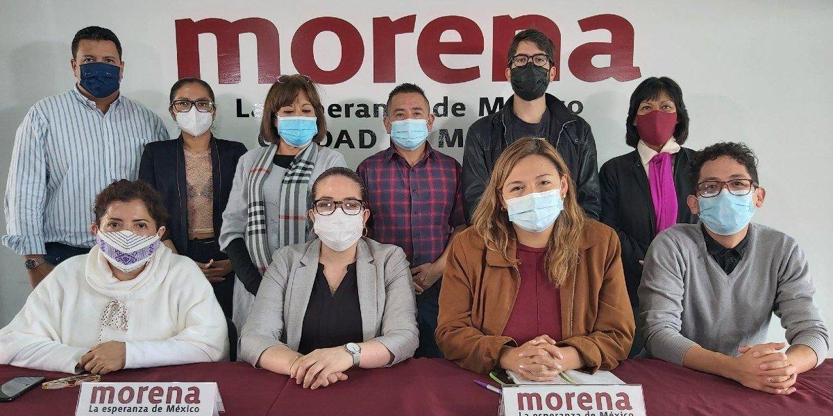 Morena acusa a alcaldes de la UNACDMX de plagiar Plan de Reactivación Económica a Sheinbaum