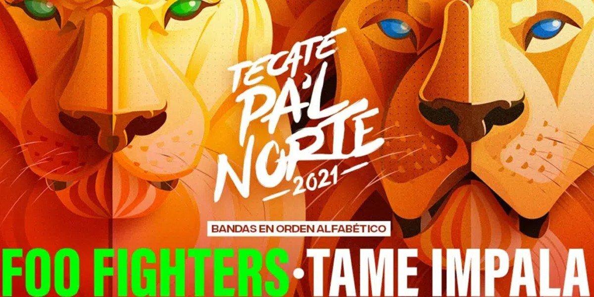 Pa'l Norte 2021: Así será la distribución de bandas el 12 y 13 de noviembre