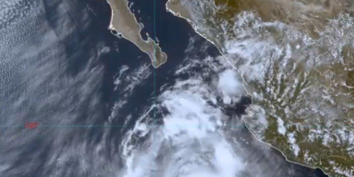 Huracán 'Pamela' toca Sinaloa y afecta 7 municipios