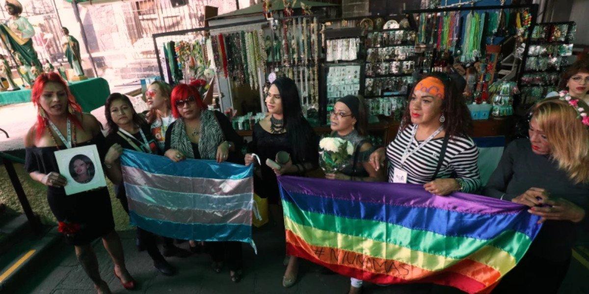 Diputado de Morena propone ley para reconocer el delito de transfeminicidio en CDMX