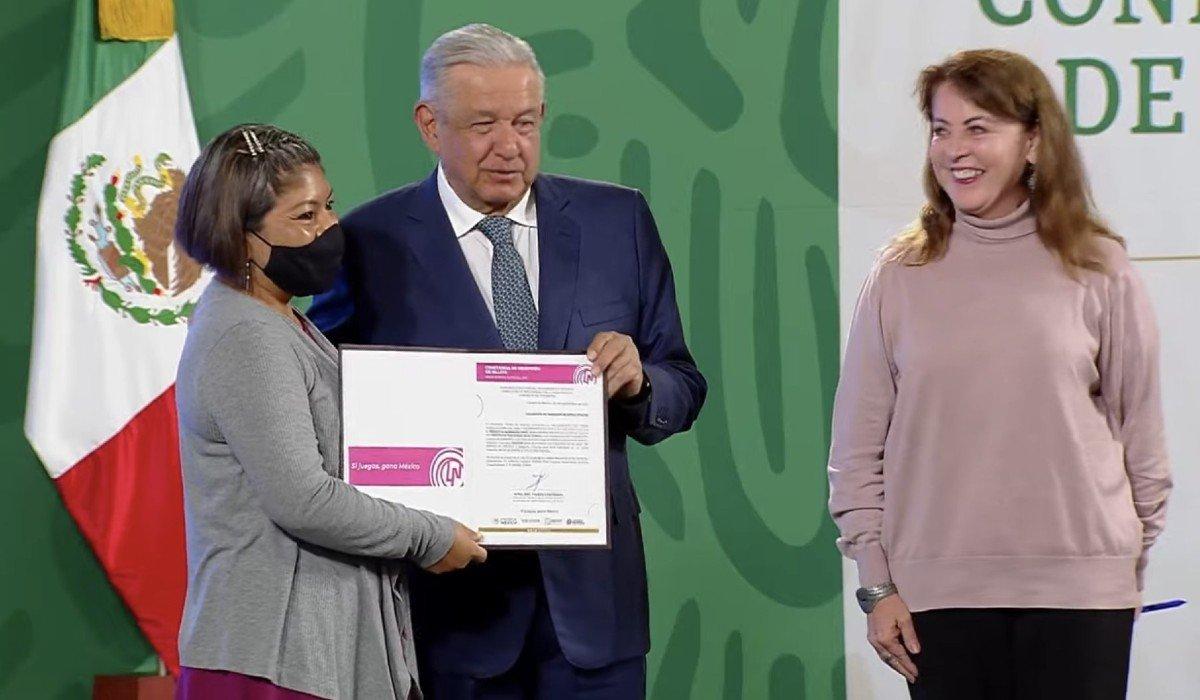 Rifa del 15 de septiembre reúne más de 153 mdp; ya se entregaron 7 premios