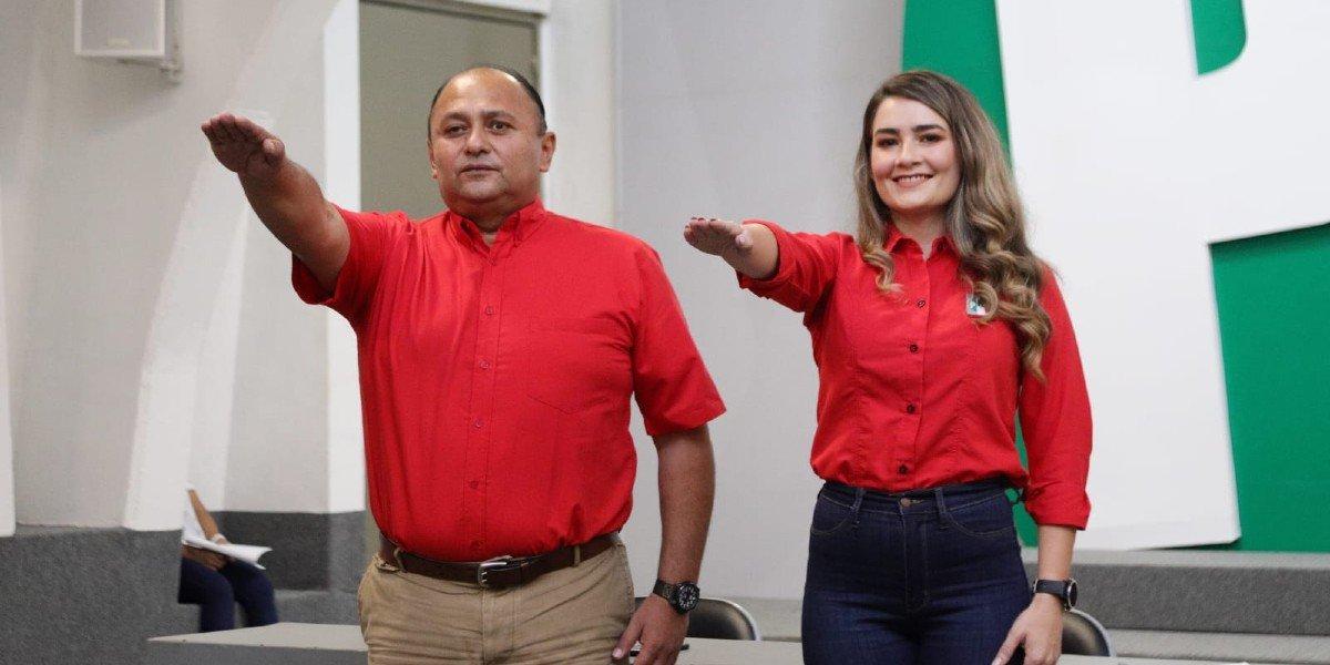 Renuevan dirigencia estatal del PRI en Campeche; Ramón Santini Cobos será el nuevo líder