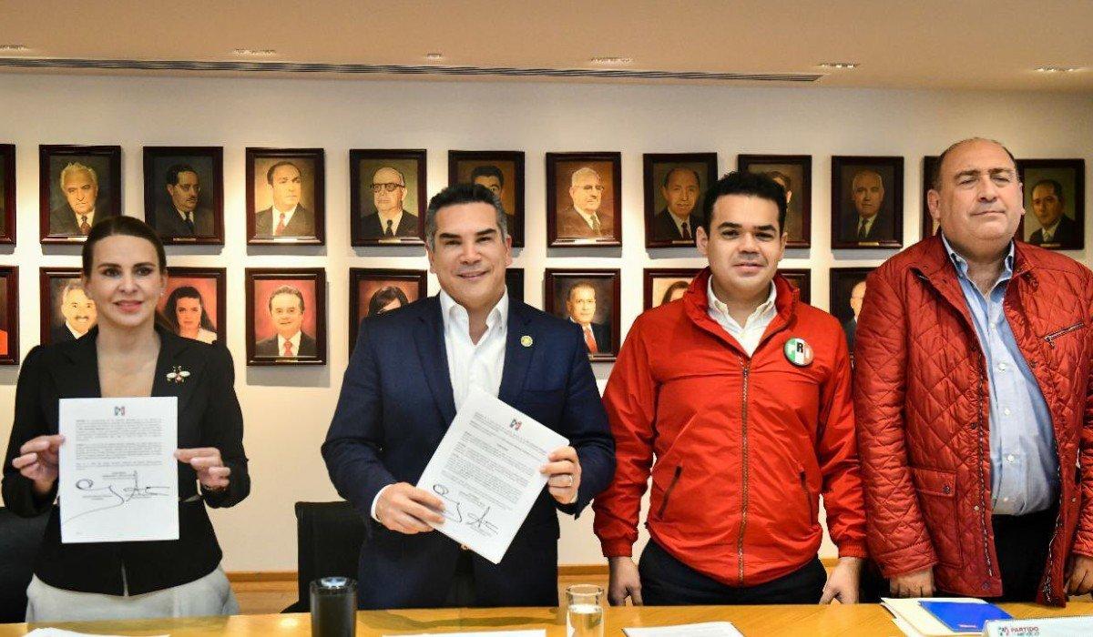 PRI inicia ruta crítica para celebrar su 23 Asamblea Nacional en diciembre