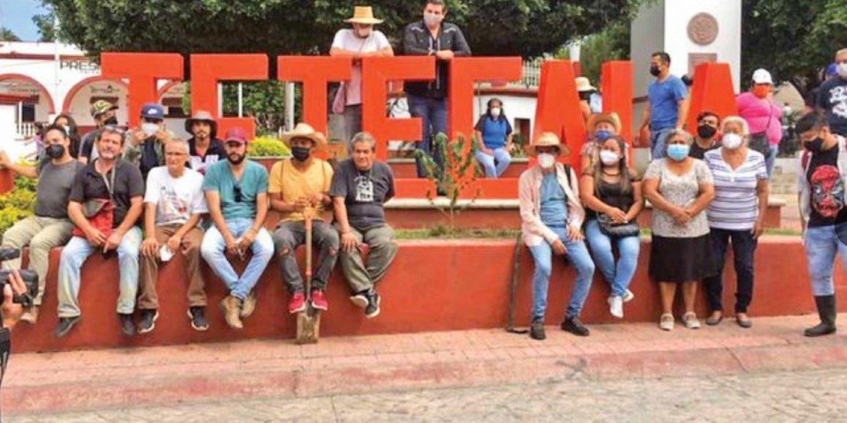 Tetecala 'primer pueblo cannábico' afirma que si Zapata viviera apoyaría su plan