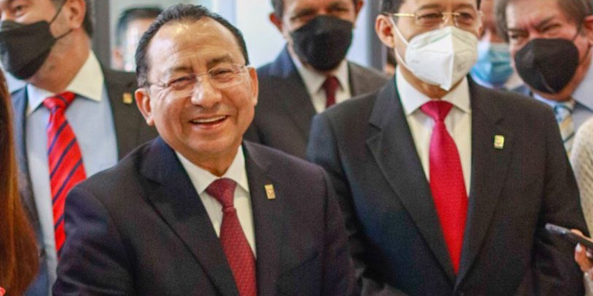 Guerra Álvarez se registra para reelegirse como presidente del Poder Judicial de Ciudad de México