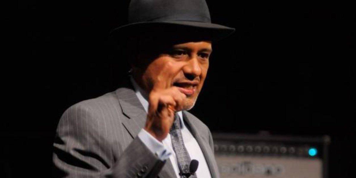 René Franco respalda nuevo proyecto de Eugenio Derbez: 'Acapulco es la mejor serie de comedia'