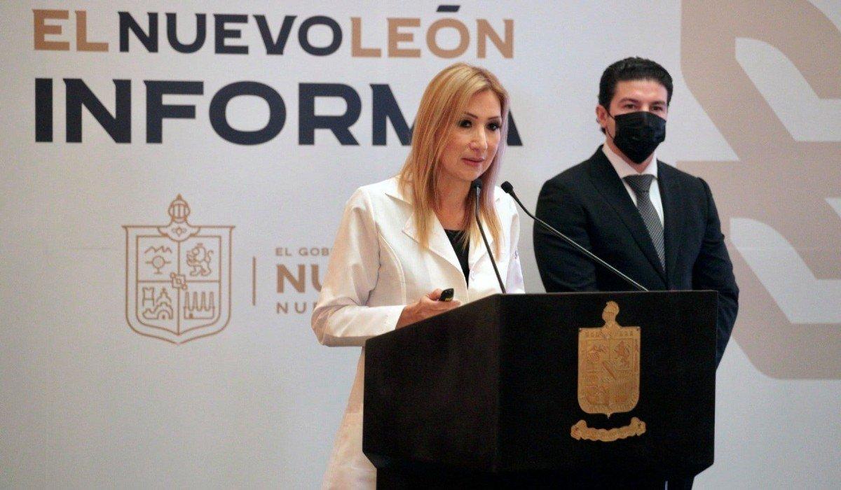 Conferencias de Salud por la pandemia en Nuevo León se realizarán los martes, jueves y domingo