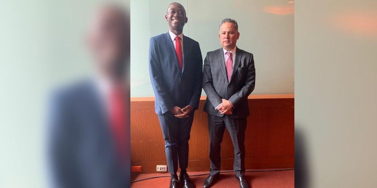 Nieto sostuvo reunión con el secretario adjunto de la Tesorería de EUA en el marco del Diálogo de Alto Nivel