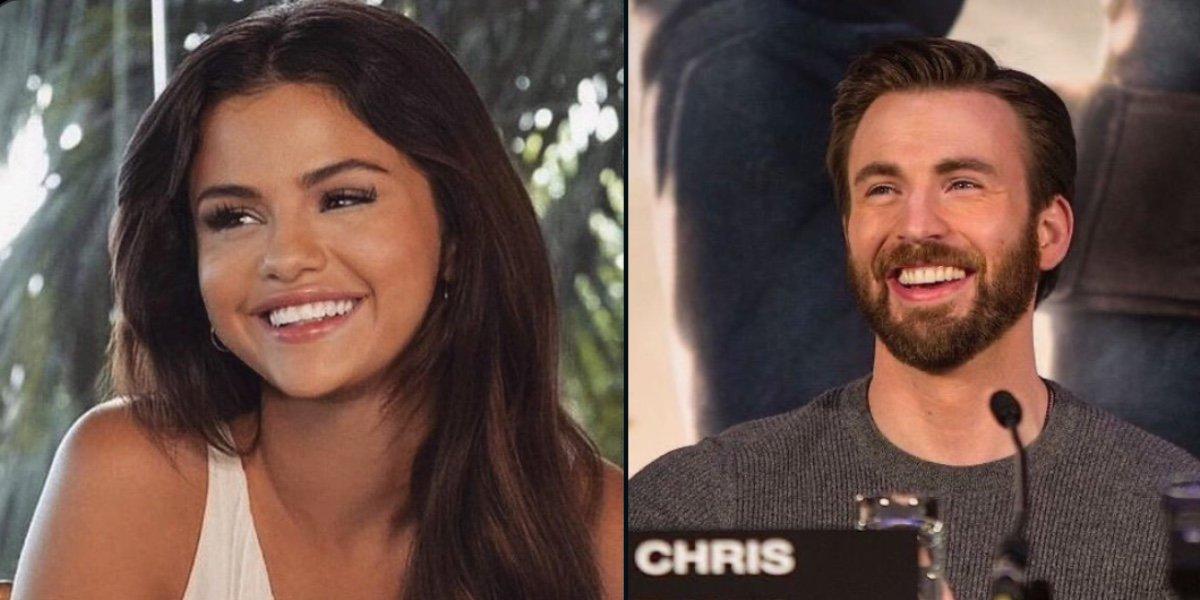 ¿Hay un nuevo romance? Captan a Selena Gómez y Chris Evans juntos; fans 'enloquecen'