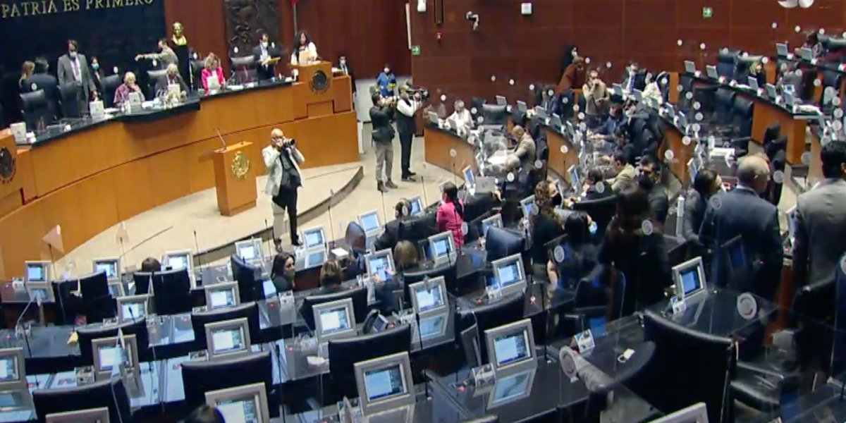Senado convoca a elecciones extraordinarias de senadores en Nayarit