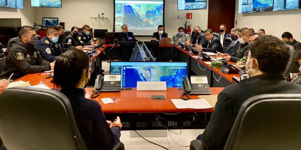 Sheinbaum se reúne con representantes del gremio gasero en CDMX