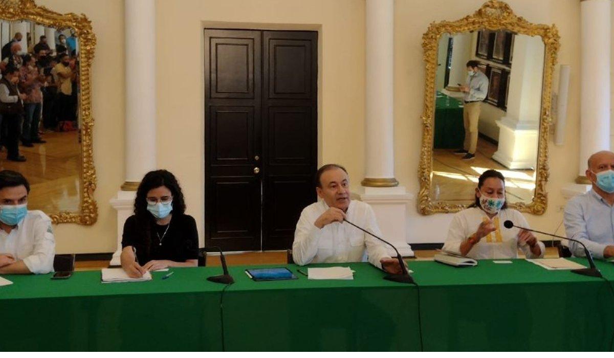 Reportan en Sonora avances significativos en el Plan de Justicia para Cananea