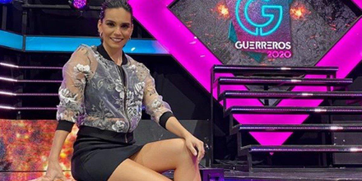 Tania Rincón es la nueva conductora del programa 'Hoy'
