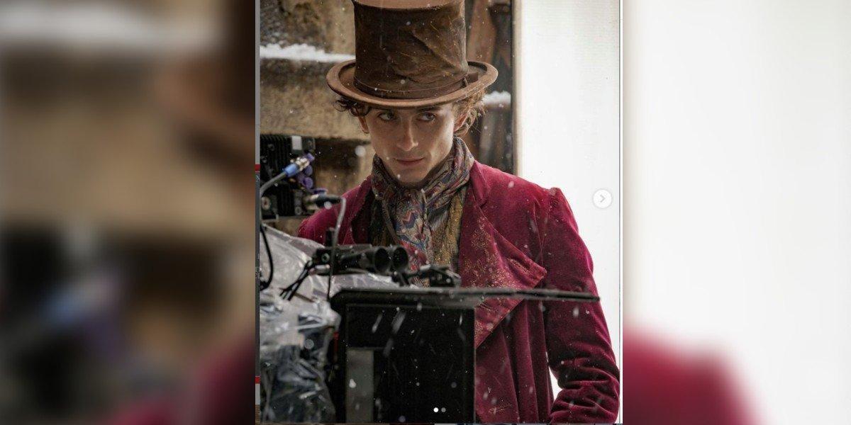 Timothée Chalamet será el nuevo protagonista de 'Charlie y la fábrica de Chocolates'