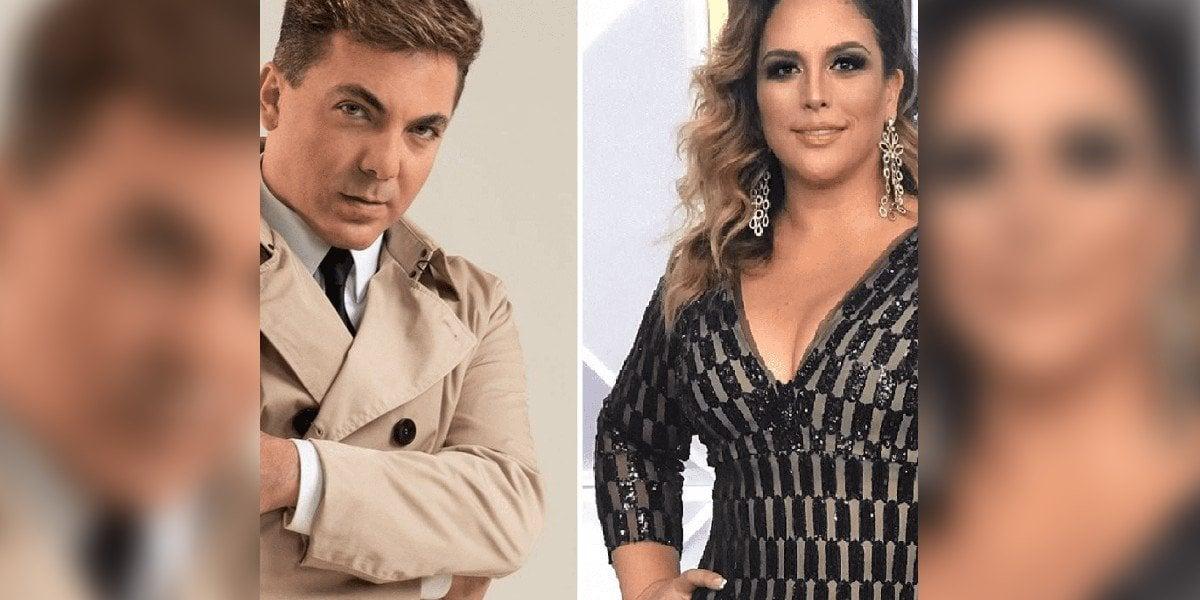 Cristian Castro revela que tuvo 'cachondeo' con Angelica Vale en su juventud
