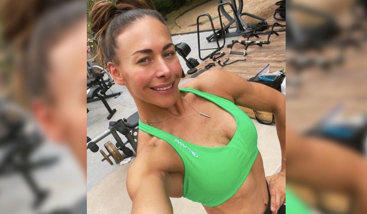 Vanessa Guzmán se convertirá en la abuela más fitness; anuncia que su hijo será papá