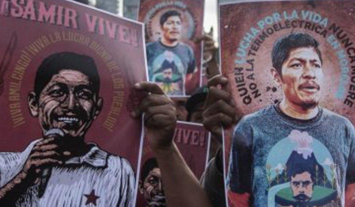 Vinculan a proceso a implicado en el homicidio del activista Samir Flores en Morelos