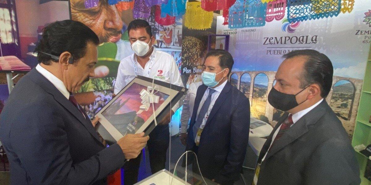 Zempoala se convierte en nuevo Pueblo Mágico, recibió nombramiento oficial en Hidalgo